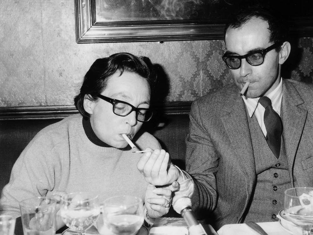 Cinema Hardly Exists: Duras and Godard in Conversation