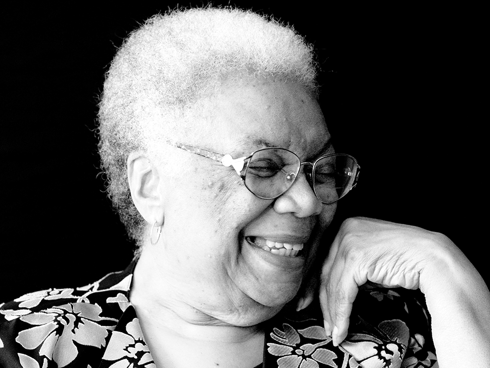 The Spirit Writing of Lucille Clifton
