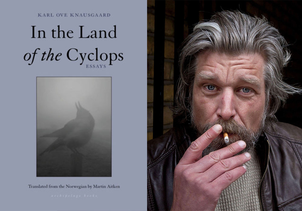 Being Reckless: An Interview with Karl Ove Knausgaard
