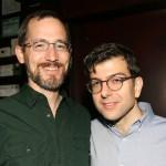 Caleb Crain and Peter Terzian
