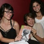 Miranda Popkey, Daisy Atterbury, and Katy Waldman