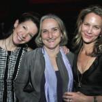 Jeanne McCullough, Sarah Dudley Plimpton, and Susanna Styron