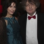 Mary Karr and Paul Muldoon