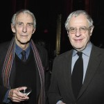 Peter Matthiessen and Charles Simic