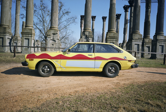 Untitled, Windsor Ruins, Mississippi, early 1980s.