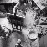 In Giacomett's Studio, Michael Peppiatt