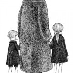 The Coats of Edward Gorey