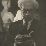Bertrand Russell, 1953.