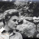 Elizabeth Bishop in 1954.