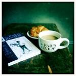 Our New Café au Lait Cup in Action!