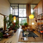 The Eames living room.
