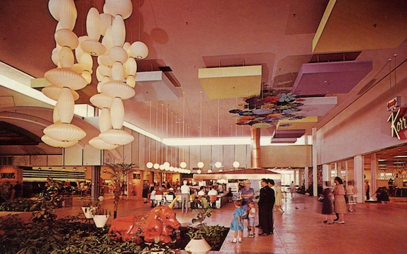 Hanging around malls is already a tradition in Phoenix, Arizona, ...
