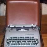 Capote's Typewriter