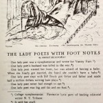 "Hemingway on ""The Lady Poets"""