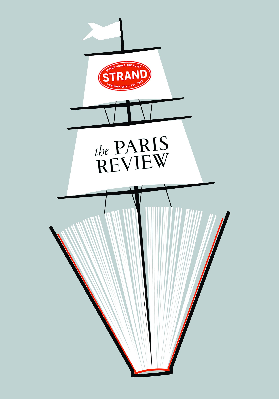 Marte Velde Paris Review Tote Bag Contest Submission