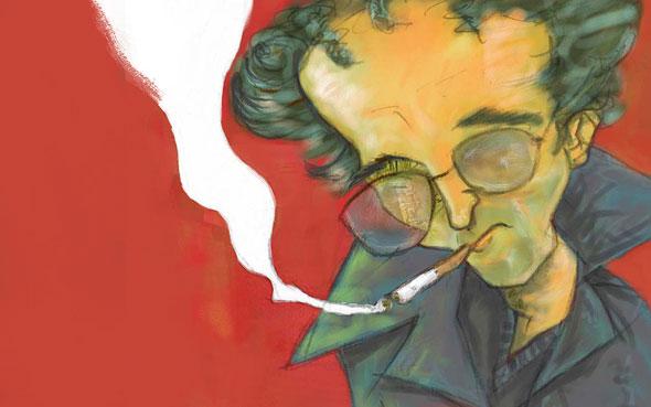 Illustration by Hache Holguin.