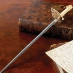 Man Pulls Sword over Badly Treated Book: Happy Monday!