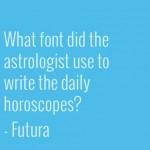 My Little Pony, Typography Humor