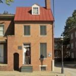 Poe House Vandalized