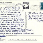 I Sent My Book to David Foster Wallace and All I Got Was This Lousy Postcard