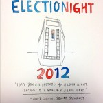 Election Night, in Sketches