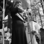 Mother Maybelle Carter, Lone Star Ranch, Reeds Ferry, NH, 1973.