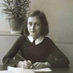 Anne Frank scrapbooks