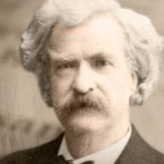 Happy 2013, From Mark Twain