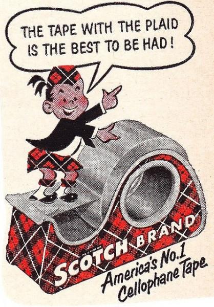 Is Scotch Tape Scottish
