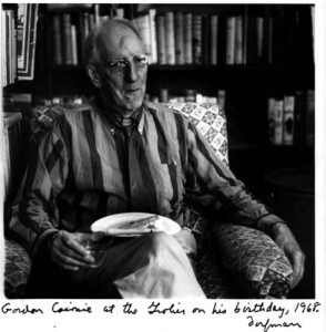 Gordon Cairnie, by Elsa Dorfman