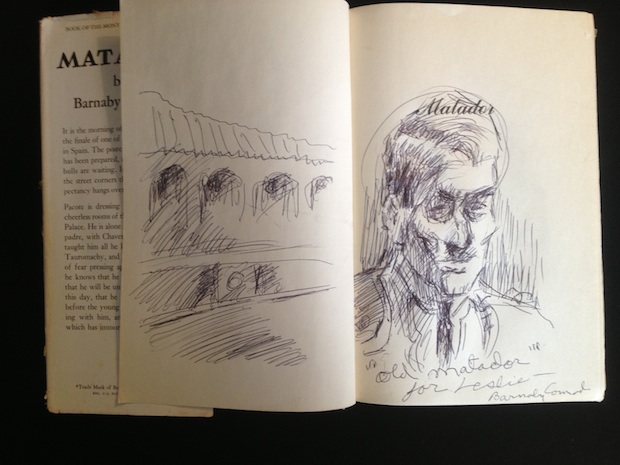 Matador illustrationthumb