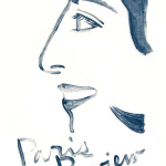 Alex Katz, <em>Paris Review</em>, 1991