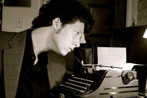 jonny typewriter