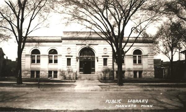 Old Mankato, MN Public Library