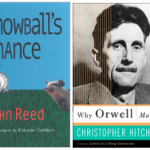 Cover of Snowball's Chance, 2002. Cover of Why Orwell Matters, 2002.