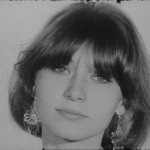 Andy Warhol, Screen Test: Virginia Tusi, 1965, still from a silent black-and-white film in 16mm, 4 minutes at 16 frames per second.
