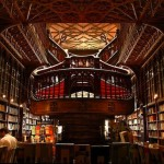 Lello Bookstore, Porto, Portugal
