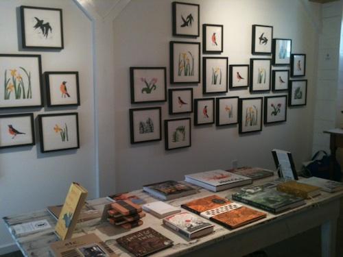 prints&books