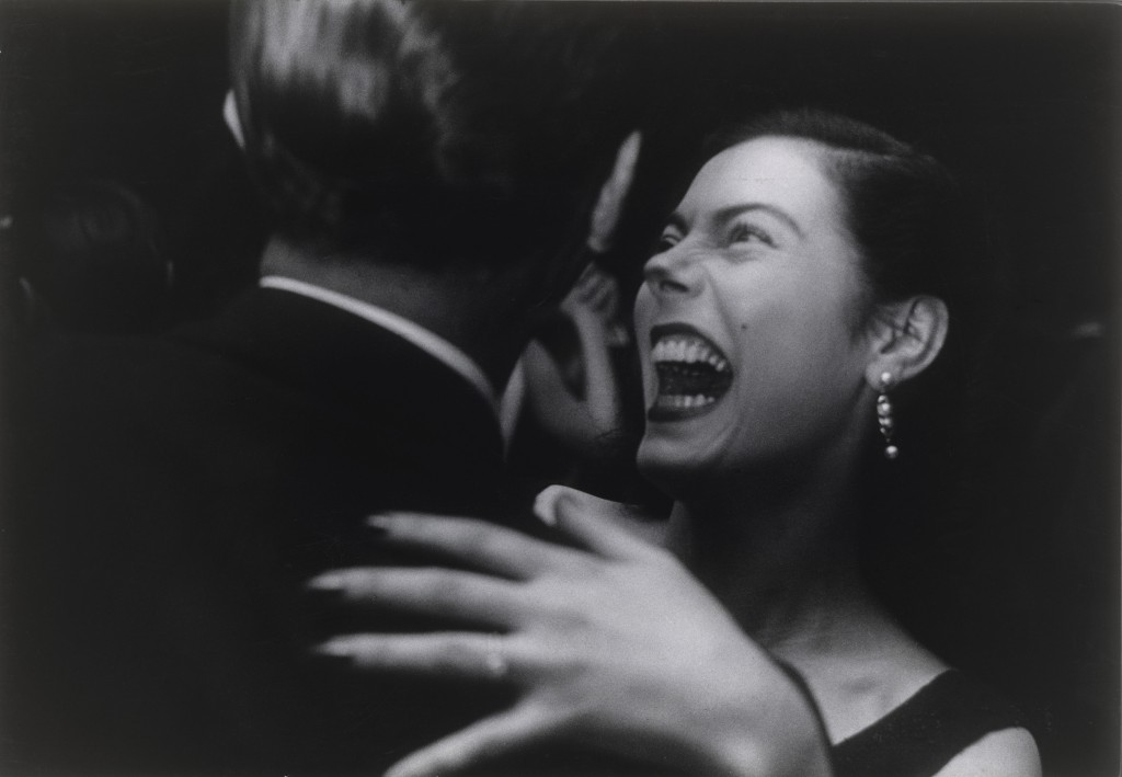 Garry Winogrand, El Morocco, New York, 1955, black-and-white photograph. The Metropolitan Museum of Art, New York, purchase, the Horace W. Goldsmith Foundation Gift, through Joyce and Robert Menschel; © The Estate of Garry Winogrand, courtesy Fraenkel Gallery, San Francisco