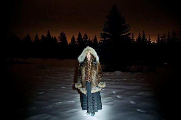 Laurel Nakadate, Kalispell, Montana #1, 2013