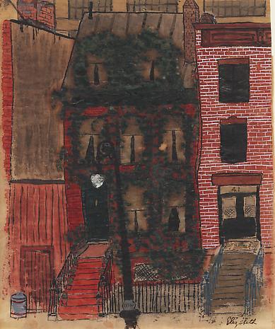 Elizabeth Bishop, 43 Charles Street