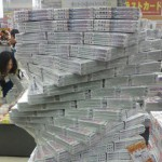 Towers of Books!