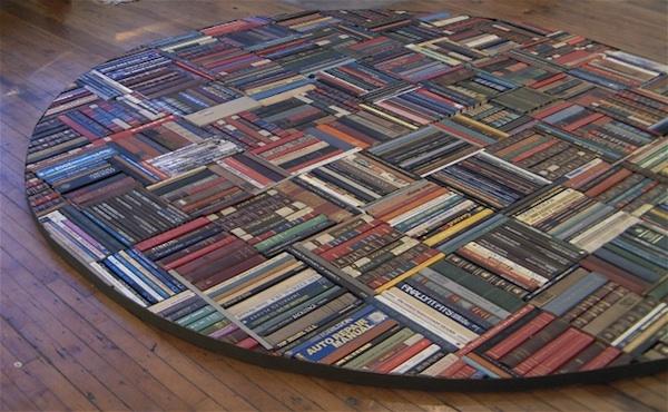 Bibliophilism (2006), by Pamela Paulsrud.