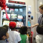 A Book Vending Machine, and Other News