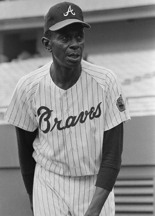 Satchel Paige in 1968.