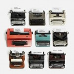 Typewriter, Tip, Tip, Tip, and Other News