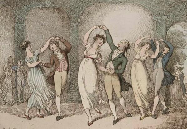 regencydance