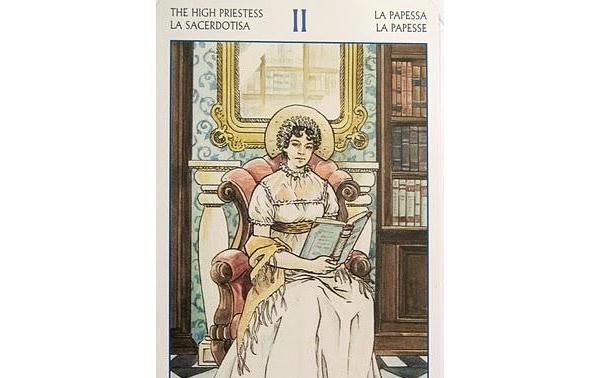 Austen-Tarot