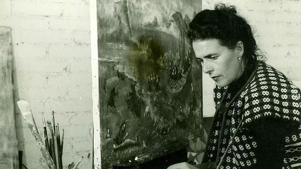 Leonora-Carrington-Studio-Paris-Review