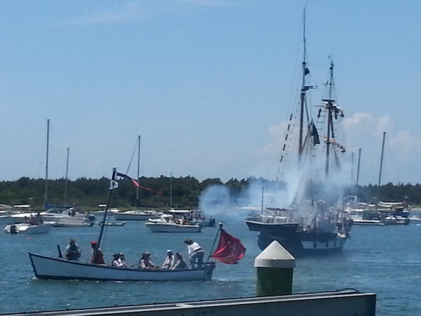 cannonfire!